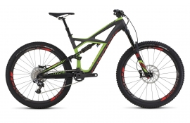 Specialized S-Works Enduro 650b (2016)